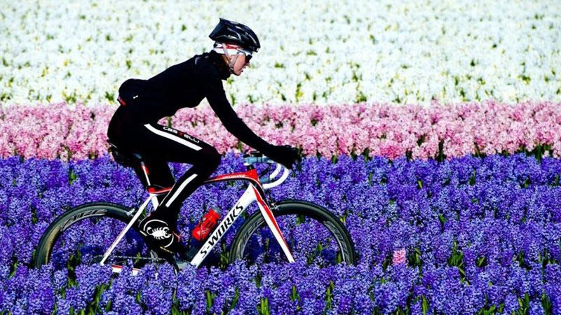 Vado in bicicletta monitorato