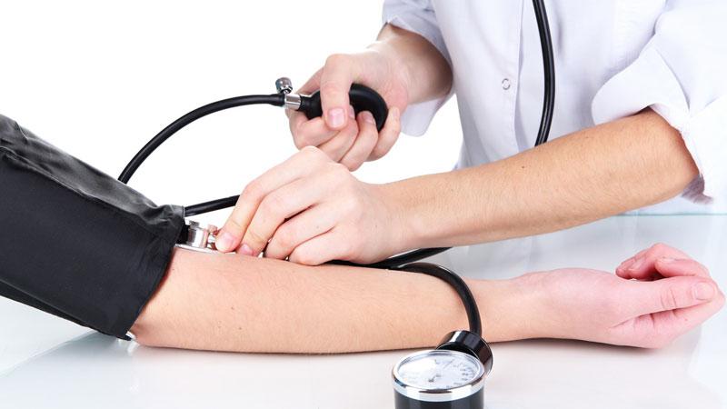 controllare pressione del sangue a casa